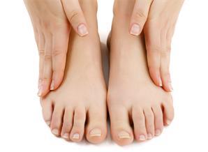 Las verrugas de manos y pies