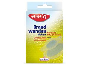 Nieuw HeltiQ Brandwondenpleister!