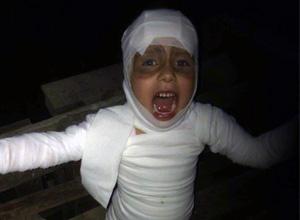 Mummie kostuum - Het Carnavalskostuum voor je kind