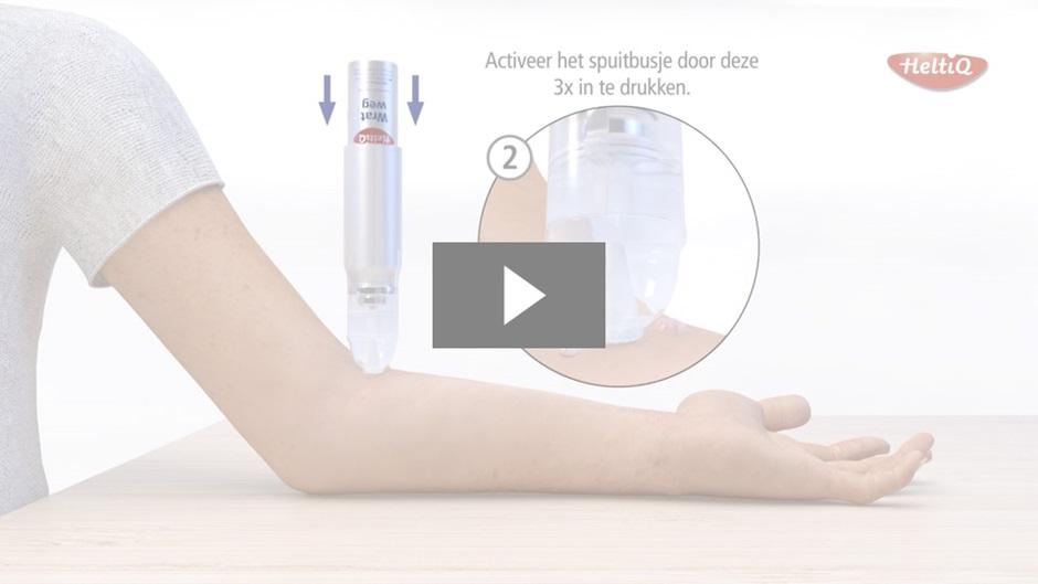 Instructievideo waterwratjes
